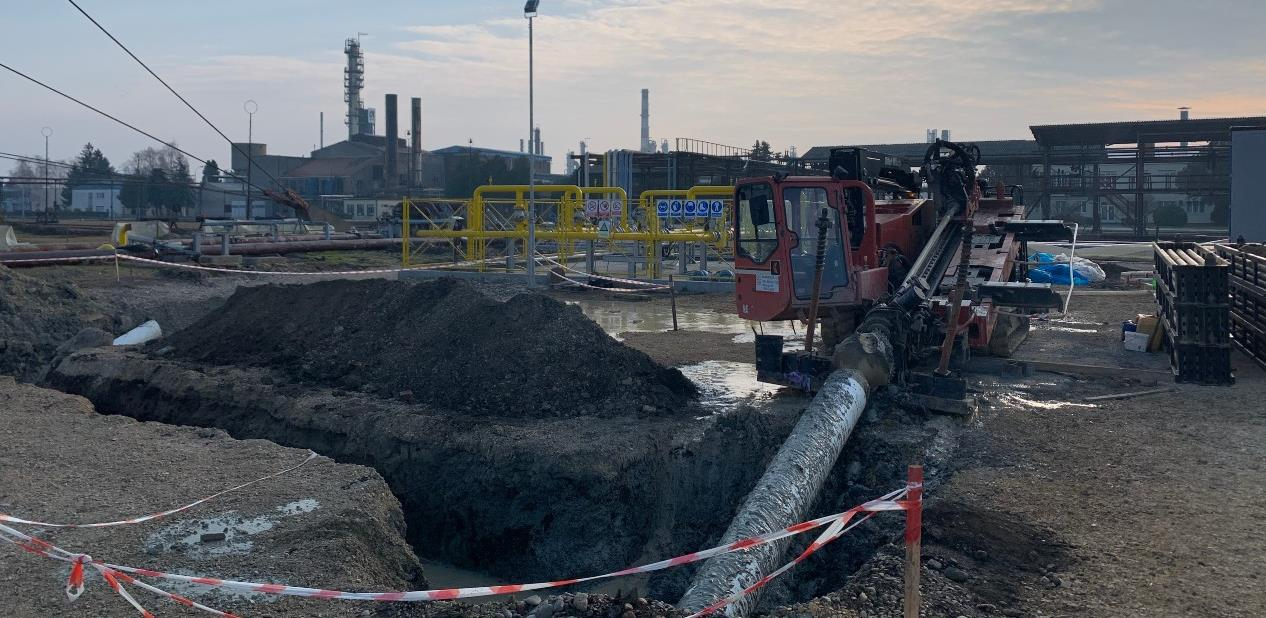 Završena izgradnja dionice gasovoda Slobodnica - Brod koja prolazi ispod rijeke Save