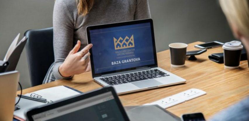 """Razvojni centar općine Kakanj predstavlja bazu podataka """"Grantovi"""""""