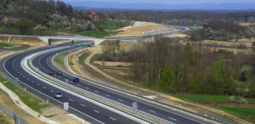 Za izgradnju autocesta i brzih cesta 153.000.000 KM