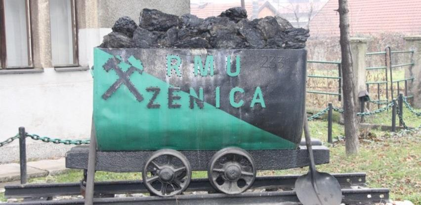 Zenički rudnik iskopao oko 400.000 od planiranih 551.140 tona uglja