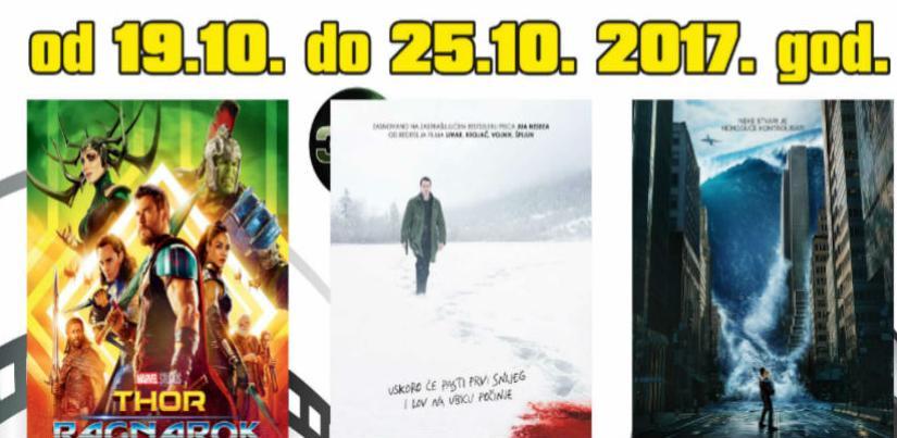 Novi filmovi na repertoaru Multiplex Ekrana