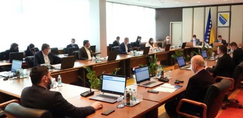 Za projekt gradskog prevoza Sarajevo 40 miliona eura kredita EIB-a