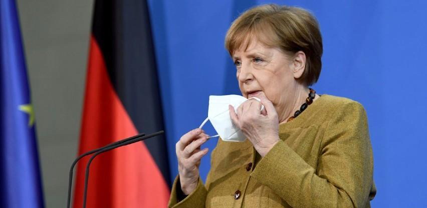 Merkel pozvala na povećanje proizvodnje vakcina unutar EU-a