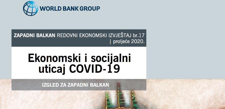Svjetska banka: Pandemija predstavlja najozbiljniju prijetnju ekonomiji BiH