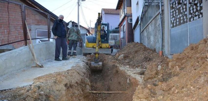 Nastavljeni radovi na velikom infrastrukturnom projektu na Mahmutovcu