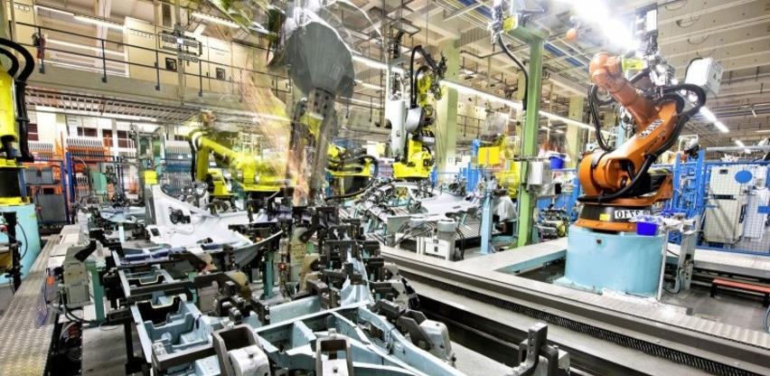 U septembru zabilježen rast industrijske proizvodnje od 5,2 odsto