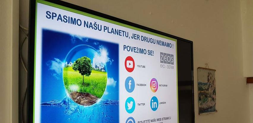 "ZEOS eko-sistem pokreće novi projekat""Recikliran uređaj je spašen resurs"""