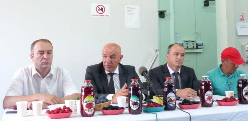 Mjere Vlade ZDK osigurat će poticaj za dodatnih 1.000 malinara