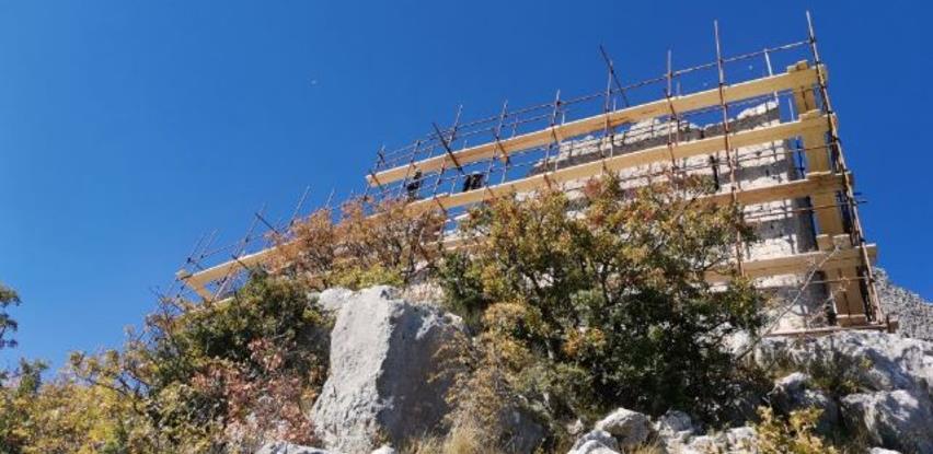 U obnovu tvrđave herceg Stjepana bit će uloženo 432.000 eura