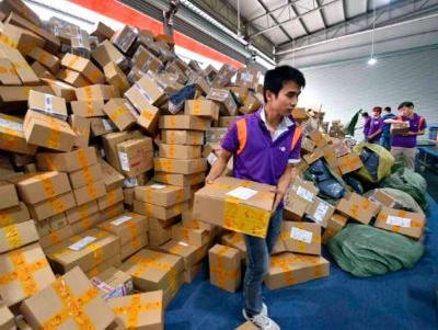BH Pošta zatrpana s 11 tona poštanskih pošiljki iz Kine