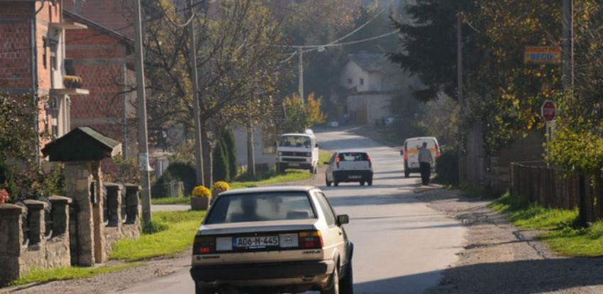 Raspisan tender: 1,6 miliona KM za novi put za Motike
