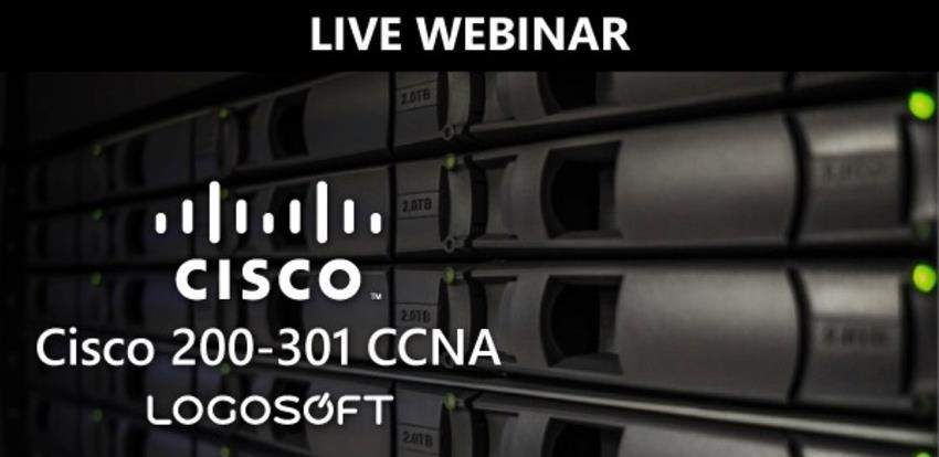 CISCO 200-301 CCNA webinar