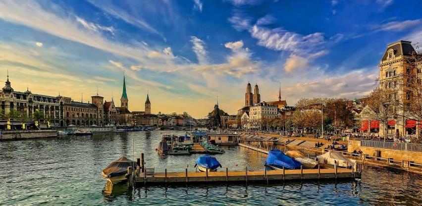 Švicarska vlada ublažila procjenu pada gospodarstva u 2020.