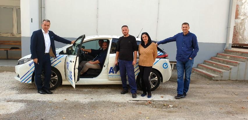 Sedmica Europske mobilnosti: Od Sarajeva do Bihaća s električnim NISSAN LEAF-om