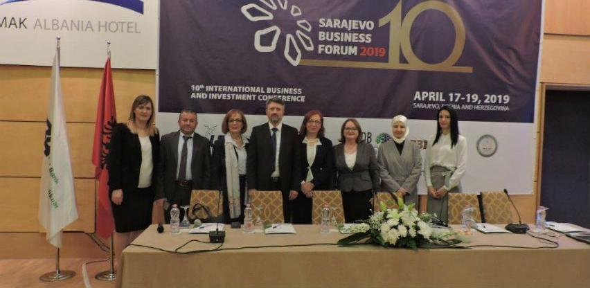 Sarajevo Business Forum 2019 predstavljen u Albaniji