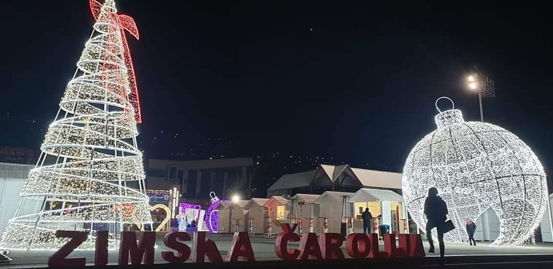 Završena prva Zimska čarolija na Skenderiji