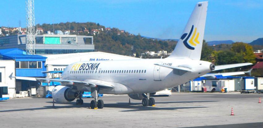 FlyBosnia i Aerodrom Sarajevo dogovorili otplatu duga