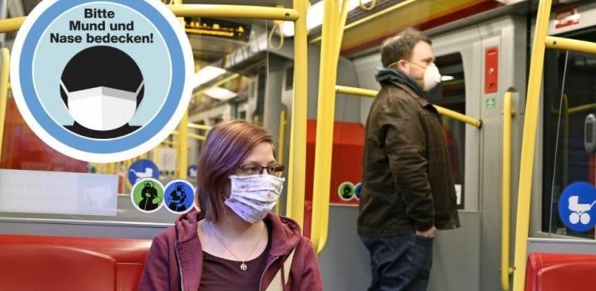 """U Austriji počelo """"zaključavanje"""", zabrana kretanja tokom cijelog dana"""
