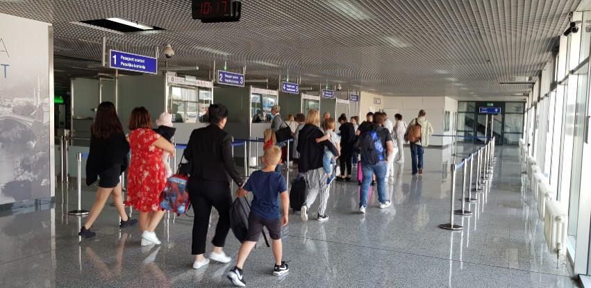Vlada FBiH zamrznula naknadu za razvoj i unapređenje zračnog prometa