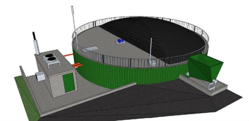 Milkos krajem godine započinje izgradnju biogasnih postrojenja