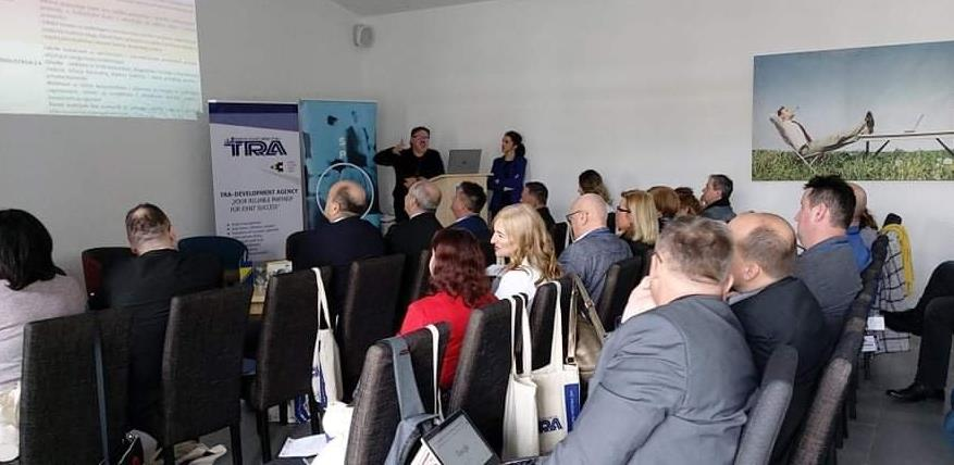 Povezivanje tešanjskih i slovenačkih firmi u okviru B2B susreta