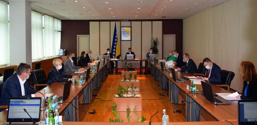 VM BiH za projekat registracije nekretnina utvrdio 20 mil. eura EBRD zajma