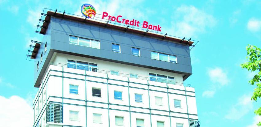 """Fitch unaprijedio kreditni rejting ProCredit Bank BiH na """"B+"""""""