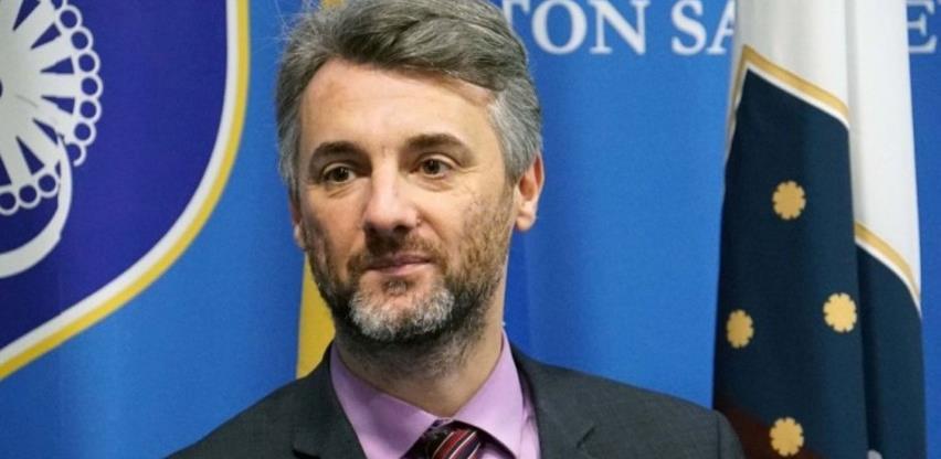 Edin Forto mandatar za saziv nove Vlade Kantona Sarajevo