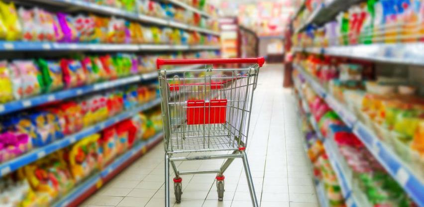 Cijene u septembru u prosjeku više za 0,5 posto