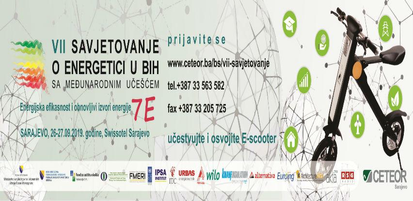 VII Savjetovanje o energetici u BiH sa međunarodnim učešćem