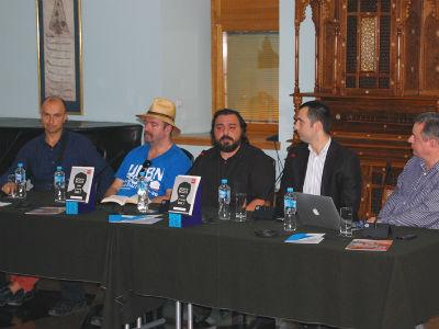 Turski autor Hakan Günday promovirao roman Još