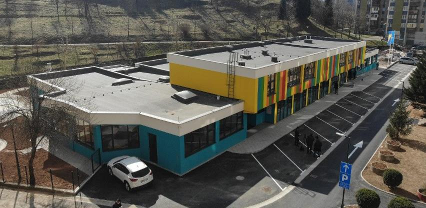 """Svečano otvoren obnovljeni objekat vrtića """"Vjeverica"""" na Alipašinom Polju"""