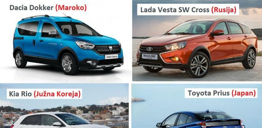 Da li će pojeftiniti vozila koja u BiH dolaze iz Japana, Koreje, Rusije