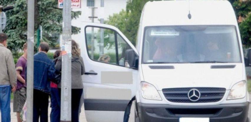 Kreće inspekcijski nadzor nelegalnog prevoza putnika