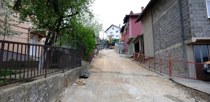 Riješen problem kanalizacije u novogradskoj ulici Vejsila Čurčića