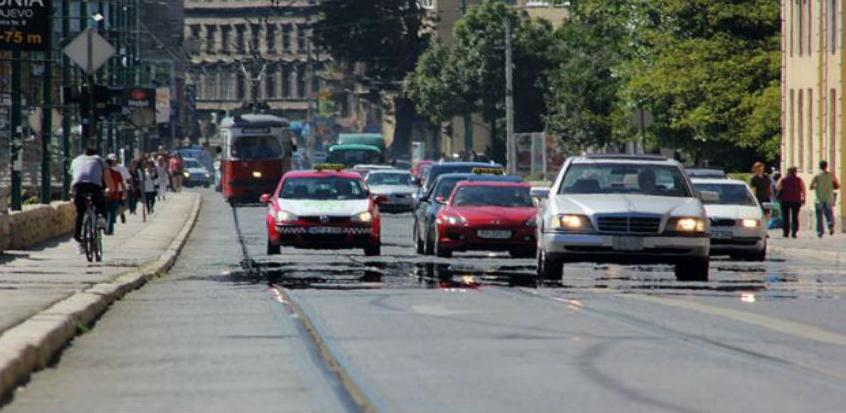 Zakon o uređenju saobraćaja na području Kantona Sarajevo