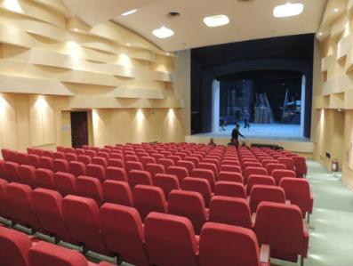 Rekonstrukcija zgrade JU Narodno pozorište Tuzla