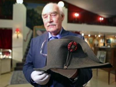 Napoleonova kapa prodata za više od 1,8 miliona eura