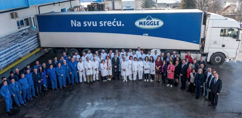 Meggle u BiH među najpoželjnijim poslodavcima u prehrambenoj industriji