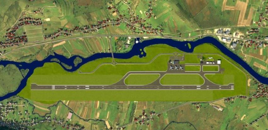 Do kraja 2021. planirana izrada aeronautičke studije aerodroma Bihać