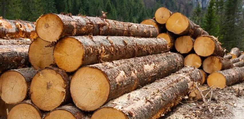 U RS-u za 11 mjeseci proizvedeno 1,84 miliona metara kubnih šumskih sortimenata