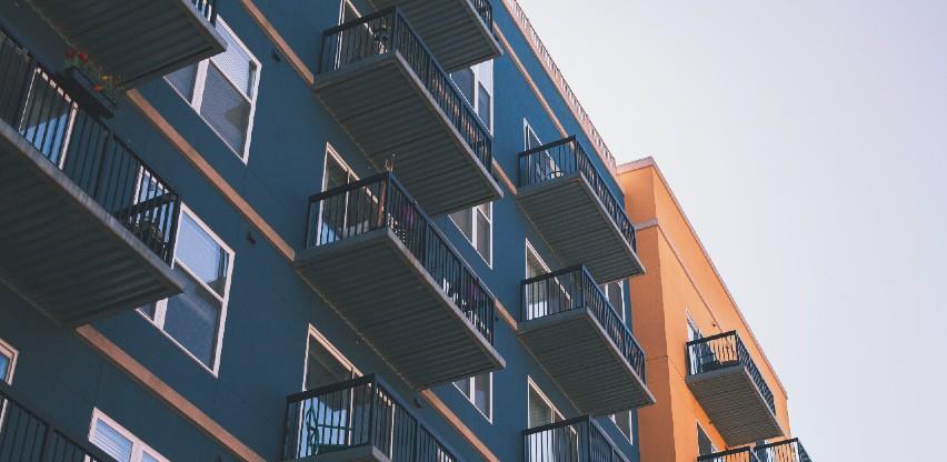 U posljednjem kvartalu lani prosječna cijena stana 1.724 KM po kvadratu