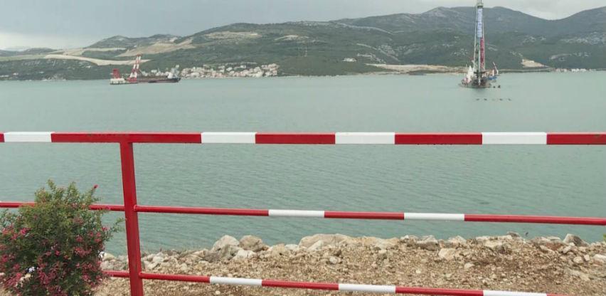 Novi zaplet oko Pelješkog mosta, Grci podnijeli tužbu