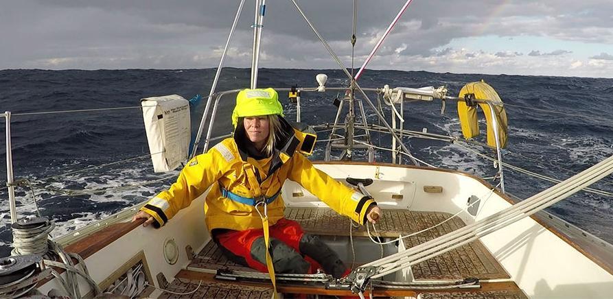 DHL pomaže pionirskom poduhvatu pomorcu Susie Goodall