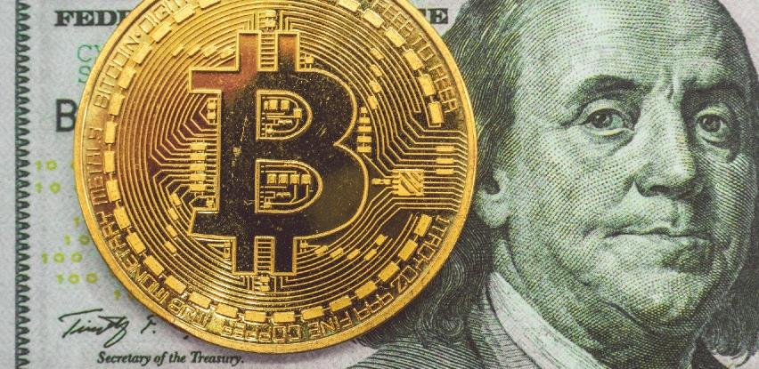 Bitcoin blizu granice od 50.000 dolara