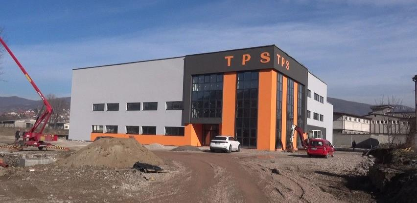 Višemilionska investicija zeničke firme TPS - novi poslovno-proizvodni objekat