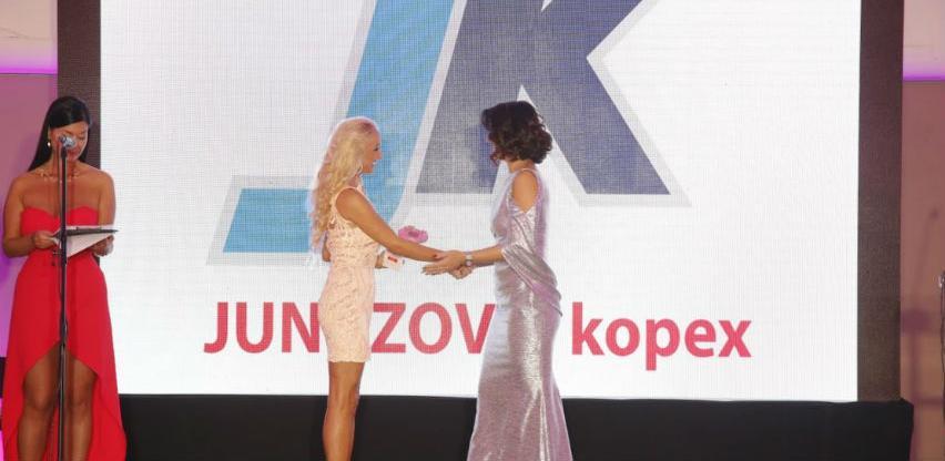Regionalno priznanje: Selvedina Junuzović je Najžena XXI vijeka