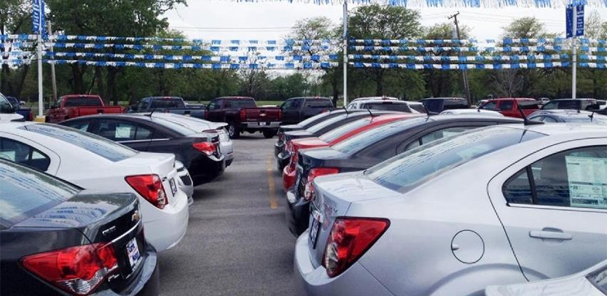 Prodaja automobila u EU pala za 22,3 posto