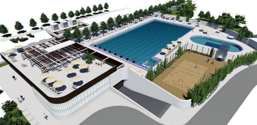 Unigradnja dobila posao na izgradnji Sportskog-rekreacionog centra Dobrinja