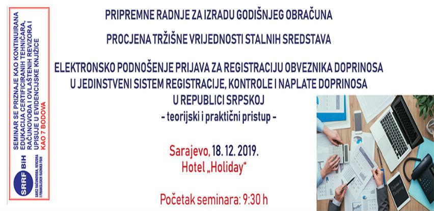 Seminar: Aktuelne teme za računovođe